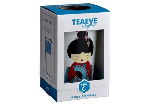 EIGENart TEAEVE – Porseleinen Theebeker – Little Geisha