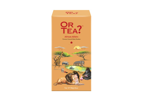 Or Tea? African Affairs (80g) – navulling