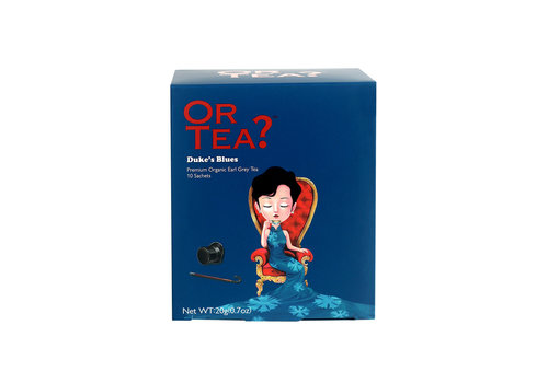 Or Tea? Duke's Blues (10 zakjes) – BIO