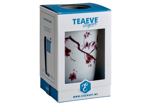EIGENart TEAEVE – Porseleinen Theebeker – Cherry Blossom