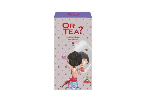 Or Tea? La Vie en Rose (75g) – navulling