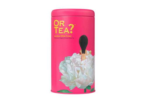 Or Tea? Lychee White Peony (50g) – theeblik BIO