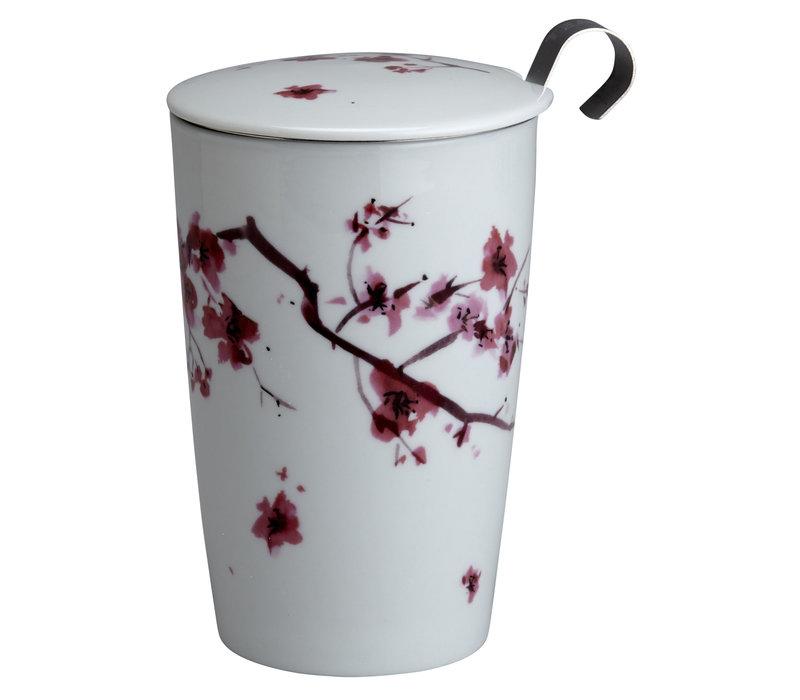 TEAEVE – Porseleinen Theebeker – Cherry Blossom