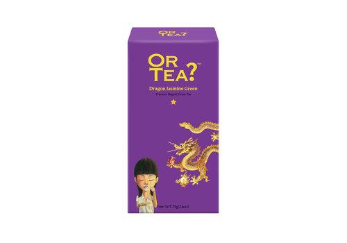 Or Tea? Dragon Jasmine Green (75g) - navulling BIO