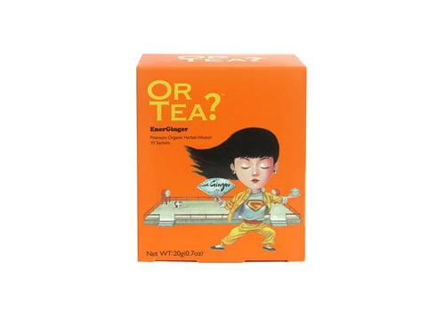 Or Tea? EnerGinger (10 zakjes) – BIO