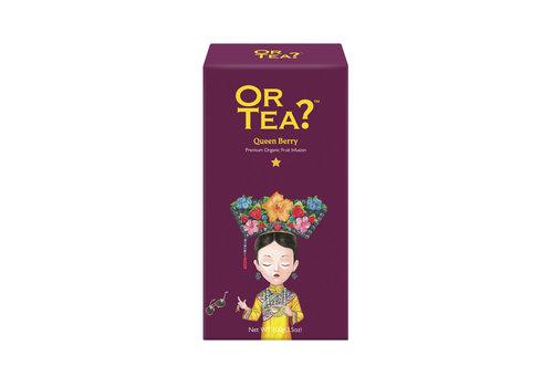 Or Tea? Queen Berry (100g) – navulling BIO
