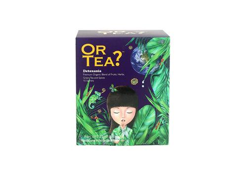 Or Tea? Detoxania (10 zakjes) – BIO