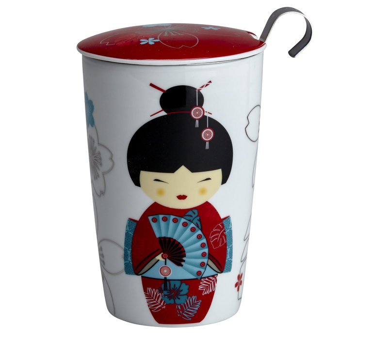 TEAEVE – Porseleinen Theebeker – Little Geisha