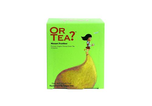 Or Tea? Mount Feather (10 zakjes) – BIO