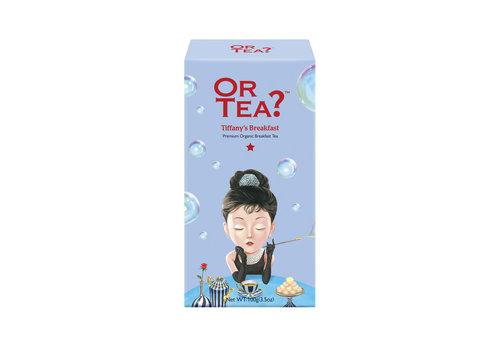 Or Tea? Tiffany's Breakfast (100g) – navulling BIO