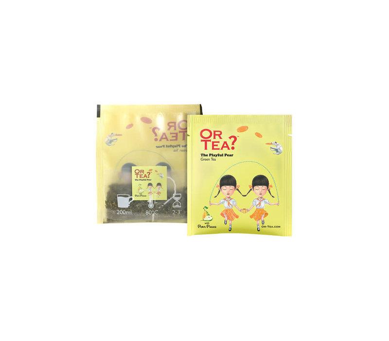 The Playful Pear (10 zakjes) – BIO