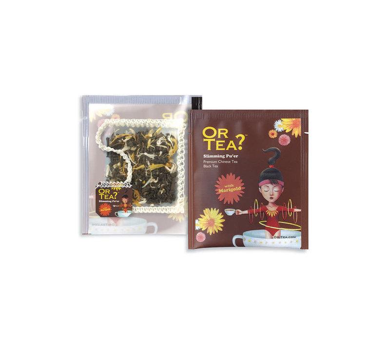 Slimming Pu'er (15 zakjes) - korte houdbaarheid