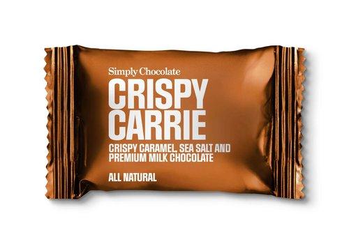 Simply Chocolate Crispy Carrie mini (10g) – 1 st.