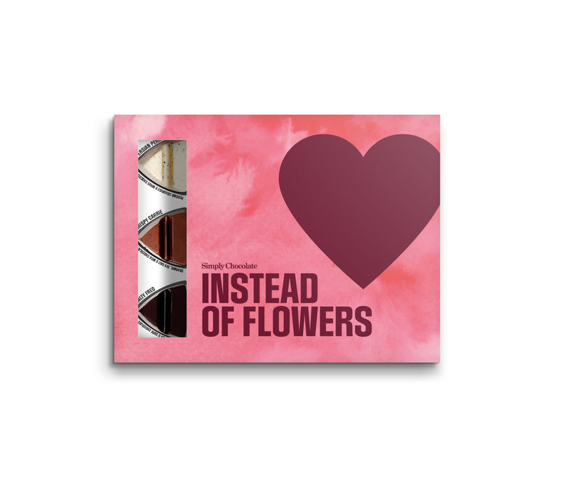 Instead of Flowers (120g)