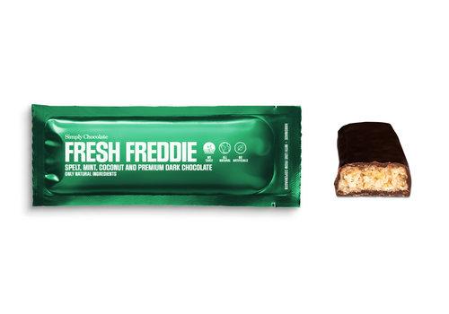 Simply Chocolate Fresh Freddie (40g) – 1 reep