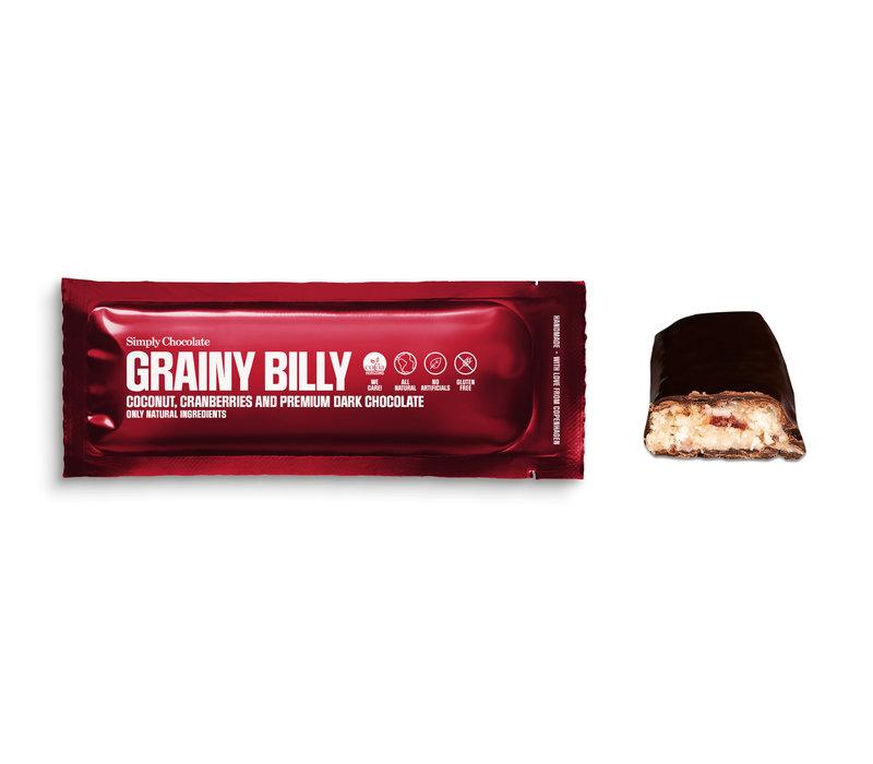 Grainy Billy (40g) – 1 reep