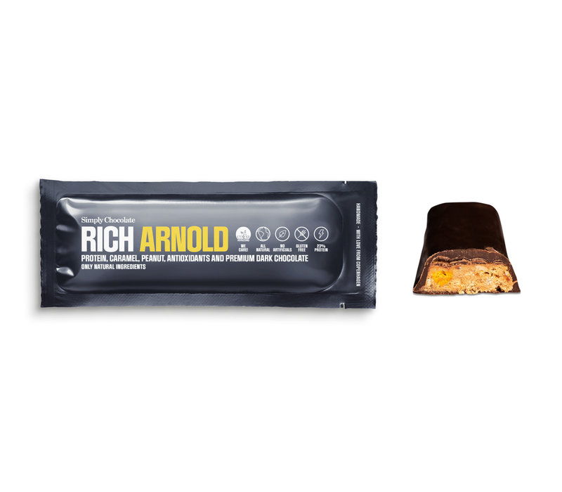 Rich Arnold (40g/st) – 30 repen
