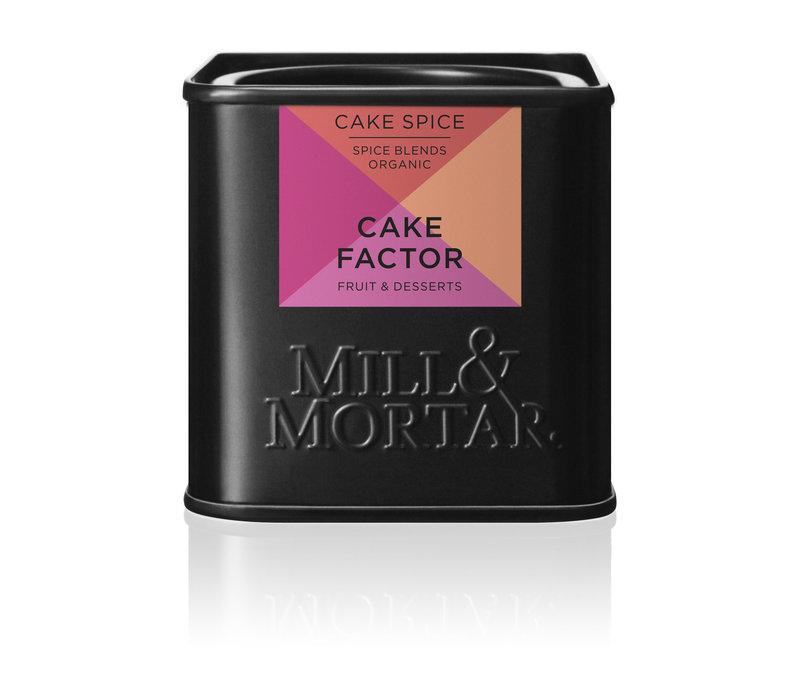 Cake Factor kruidenmix (50g) – BIO