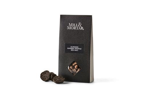 Mill & Mortar Amandelen met Truffel en Zeezout (100g)