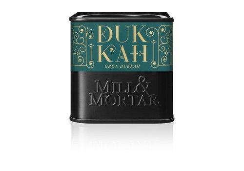 Mill & Mortar Groene Dukkah (75g) – BIO