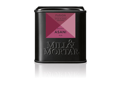 Mill & Mortar Asani Bahrat kruidenmix (45g) - BIO