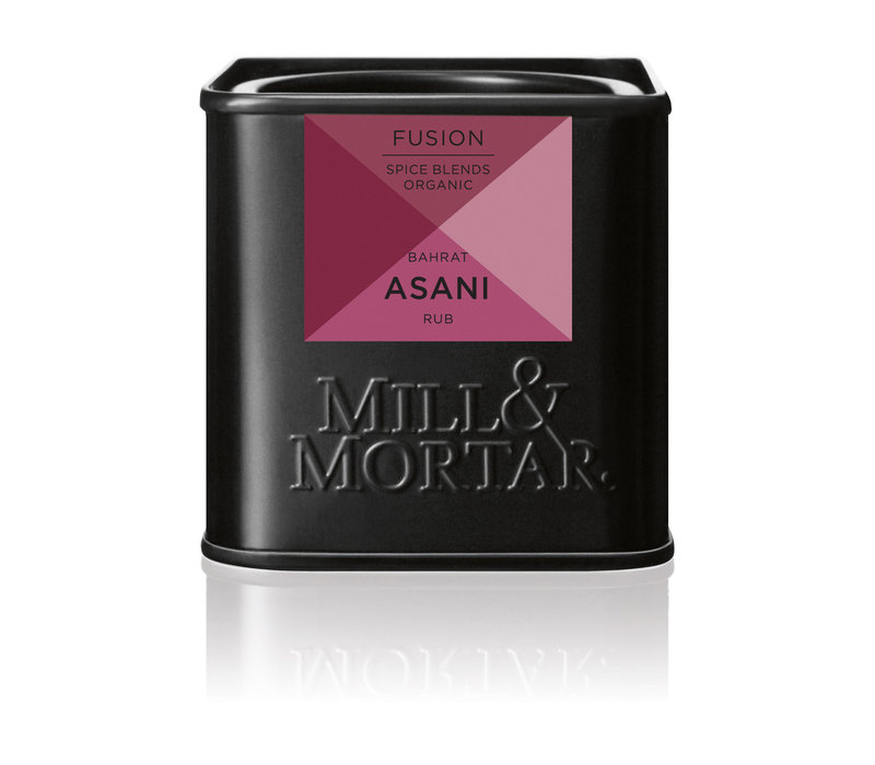 Asani Bahrat kruidenmix (45g) - BIO
