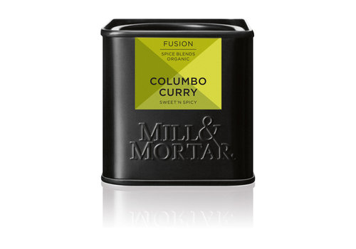 Mill & Mortar Colombo Curry kruidenmix (50g) – BIO
