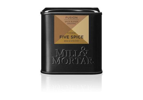 Mill & Mortar Five Spice kruidenmix (50g) – BIO