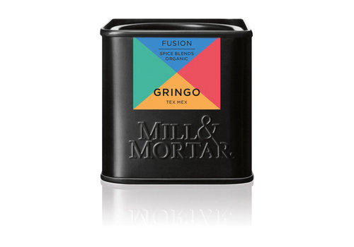 Mill & Mortar Gringo Tex Mex kruidenmix (55g) – BIO