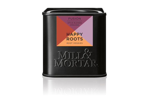 Mill & Mortar Happy Roots kruidenmix (45g) – BIO