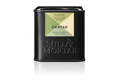 Mill & Mortar Za'atar kruidenmix (40g) – BIO