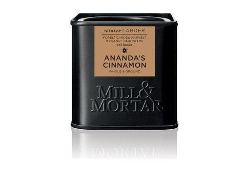 Mill & Mortar Ananda's kaneelpoeder (45g) - BIO