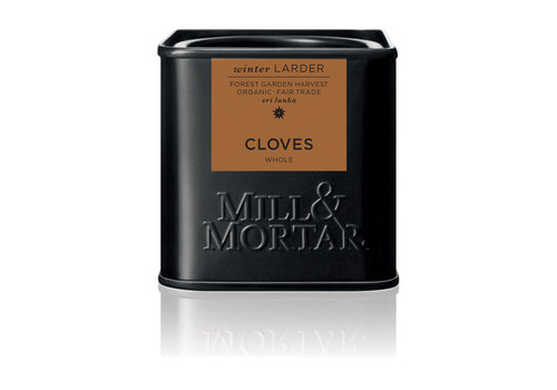 Mill & Mortar Kruidnagel (35g) - BIO