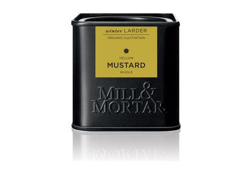 Mill & Mortar Geel mosterdzaad (40g) - BIO