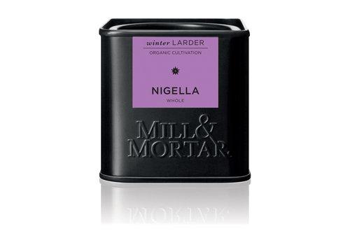 Mill & Mortar Nigella zaad / zwarte komijn (50g) - BIO