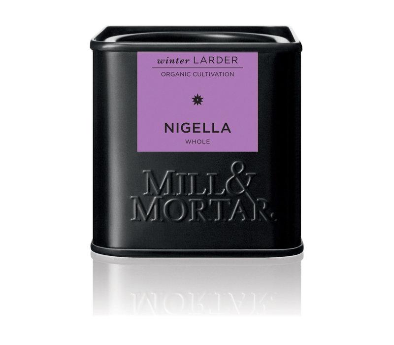 Nigella zaad / zwarte komijn (50g) - BIO