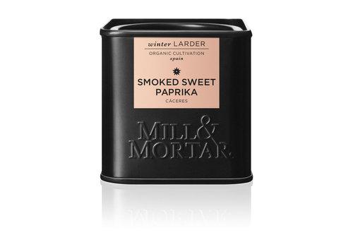 Mill & Mortar Gerookt, zoet paprikapoeder (50g) – BIO