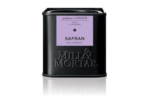 Mill & Mortar Saffraan 'La Rosera' (0,5g) – BIO