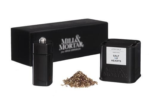 Mill & Mortar Salt of Hearts (60g) Giftbox