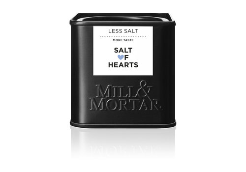 Mill & Mortar Salt of Hearts (60g) – BIO