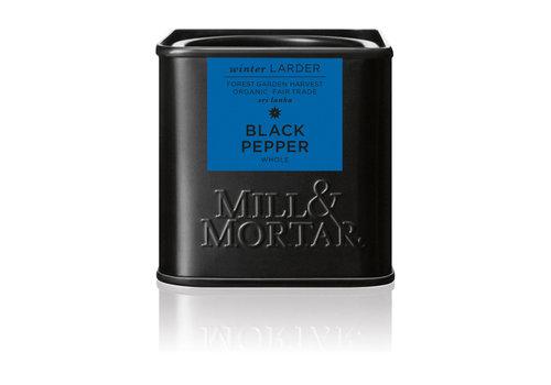 Mill & Mortar Zwarte Peper (50g) – BIO