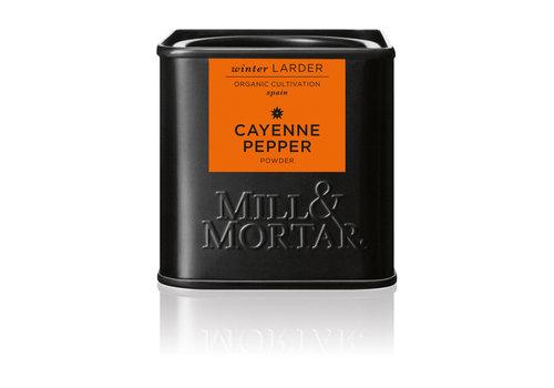 Mill & Mortar Cayenne peper (45g) - BIO