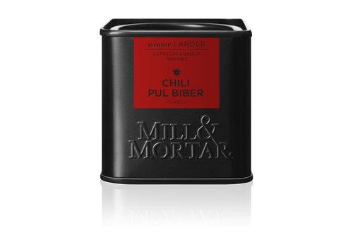 Mill & Mortar Chili Pul Biber / Aleppo peper (45g) - BIO