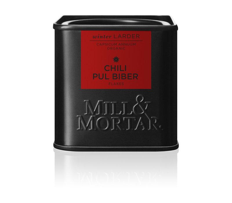 Chili Pul Biber / Aleppo peper (45g) - BIO