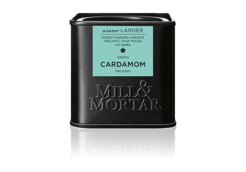 Mill & Mortar Groene kardemom, gemalen (30g) - BIO