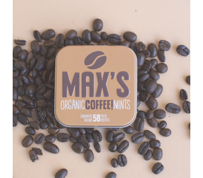 Coffee Mints (35g) – BIO