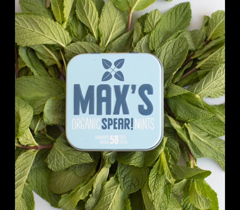 Spearmint Mints (35g) – BIO
