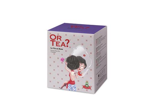 Or Tea? La Vie en Rose (15 zakjes)