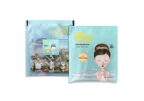 Or Tea? Ginseng Beauty (1 zakje) – BIO