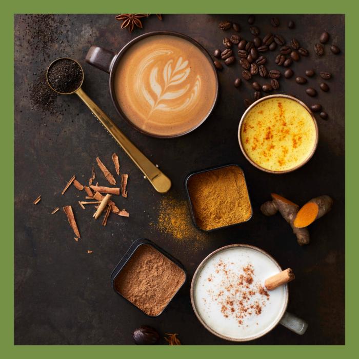 Latte spices